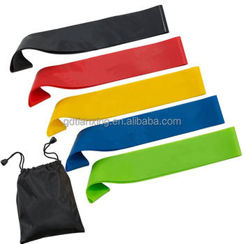 Physical Fitness Entertainment Bodybuilding Resistance loop bands