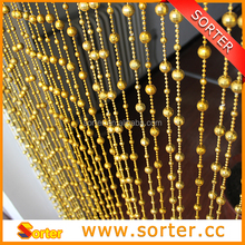 roller blinds plastic ball chain wedding decor