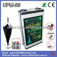LED advertising umbrella bags machine used water vending machine for sale