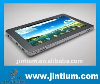 Tablet PC,v10, 512 RAM, capacitive panel, GPS, WIFI, Camera, External docking
