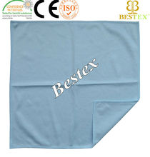 220gsm Suede Glass Wiping Cloth Thick microfiber cleaning towel