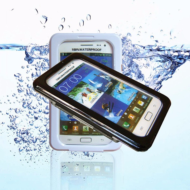 custom waterproof cell phone case for samsung galaxy note 3 neo