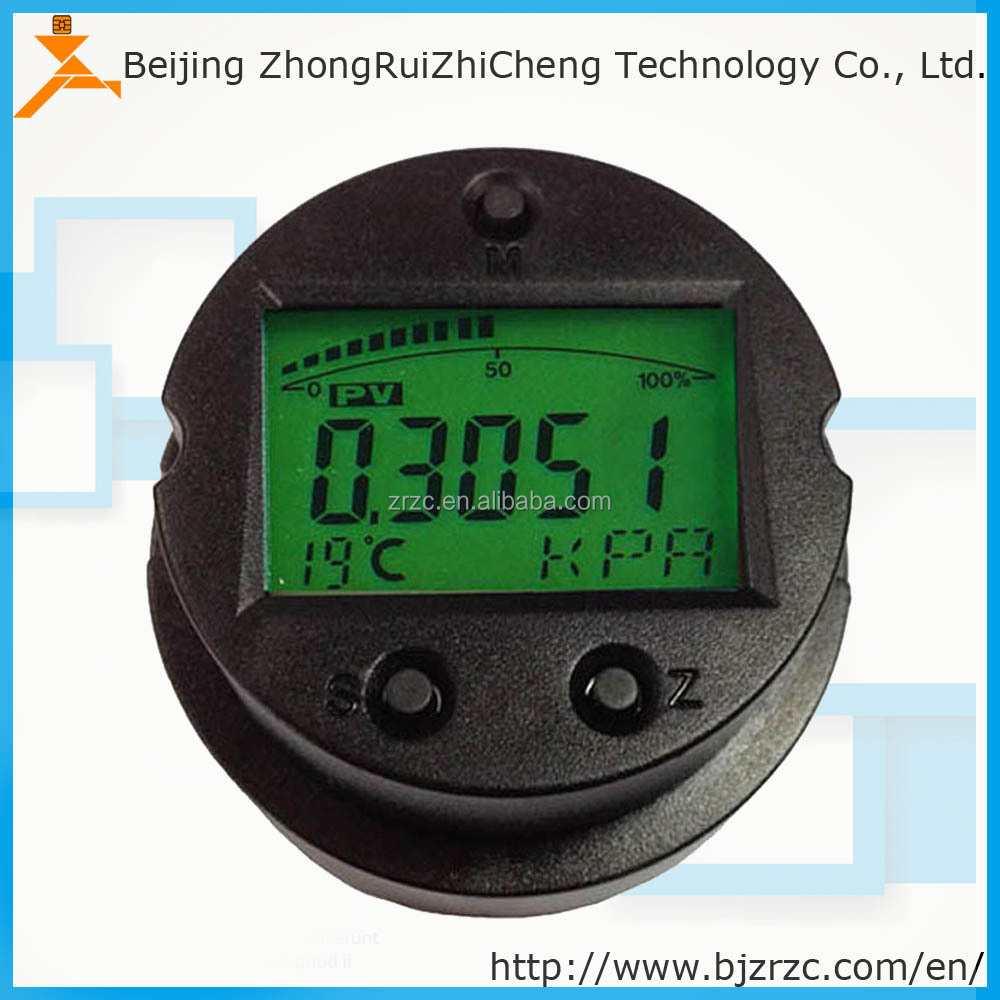 H3051S High accuracy Capacitive Smart Differential Pressure Transmitter