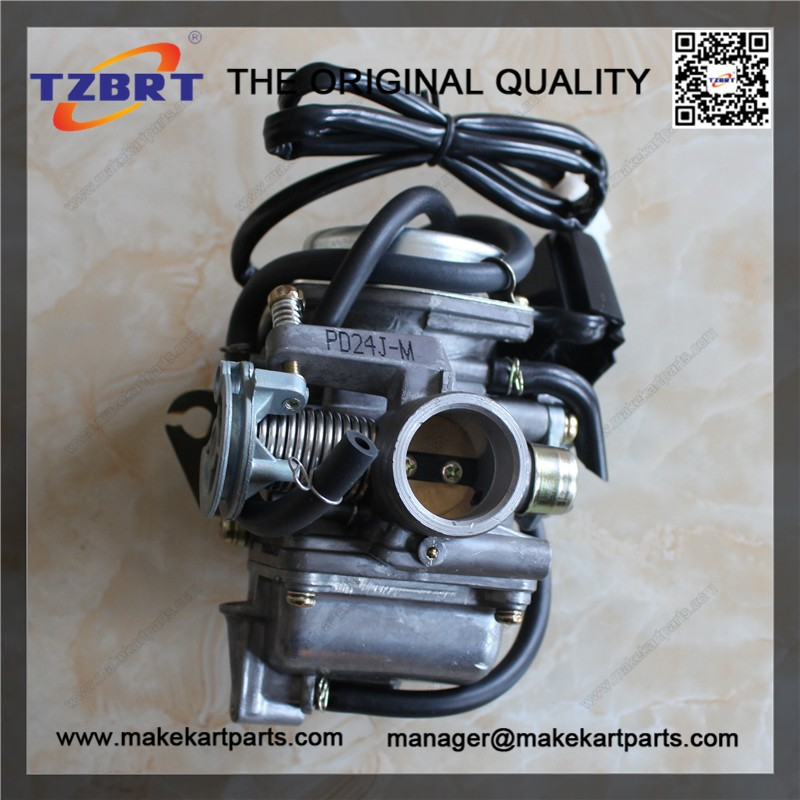GY6 150cc high quality scooter aluminum carburetors