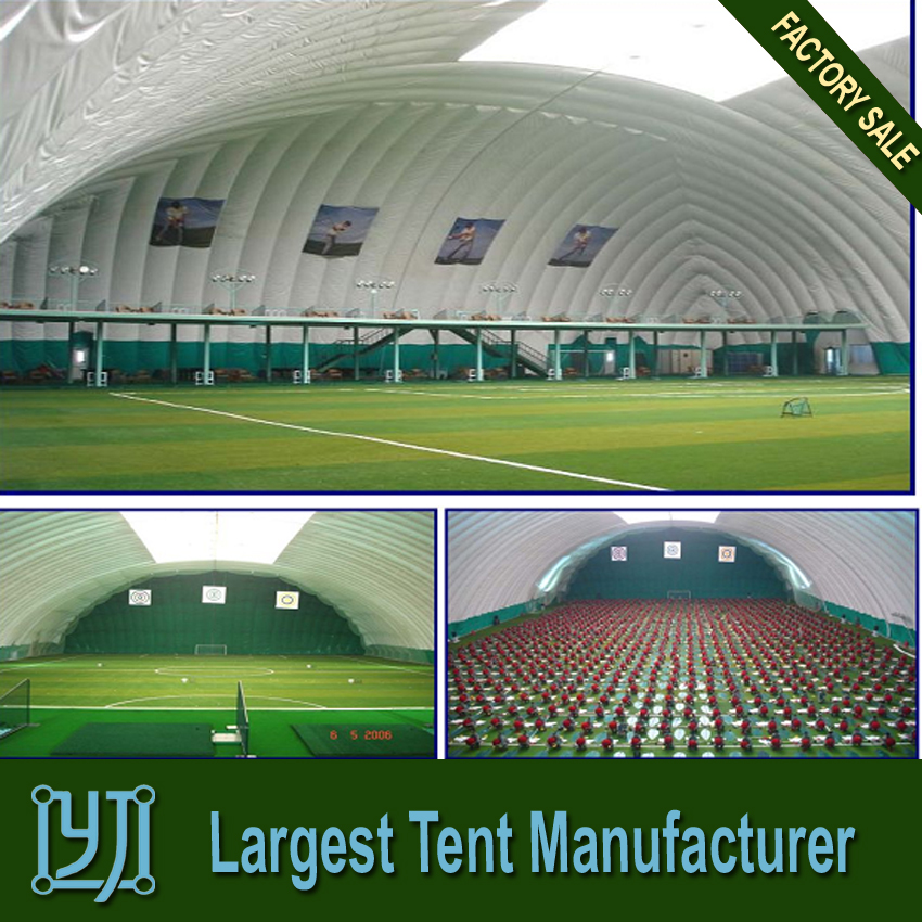 20m octagonal party marquee tents for AUDI events