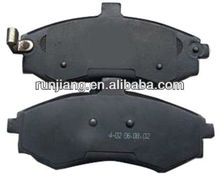 OEM 58101-2DA30 high quality Brake Pads for Hyundai Elantra spare parts
