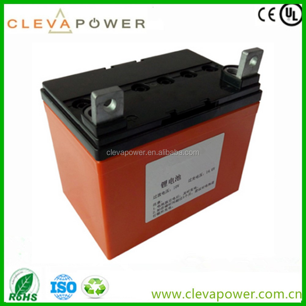 Replacement SLA Battery Pack LiFePO4 12V 12ah for Electronic Bike, Motor, Car, Energy System with Ce, RoHS Standard