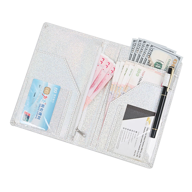 Wholesale Multi-Function Passport Wallet Card Holder Woman Wallet For Credit Cards