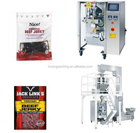 beef jerky automatic packaging machine