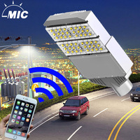integrated solar led street lamp led street light projects