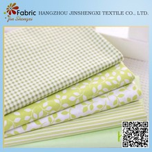 Fashionable and classic design cotton fabrics bed sheeting