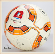 Promotional match PVC soccer ball/football with SEDEX audit