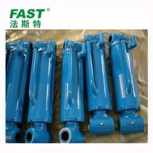 Standard Small Two-way Bore Batch Piston Construction Cylinder Hydraulic Ram Chrome Cylinder