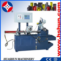 HS-MC-325A top grade hotsell automatic electric tube cutter machine