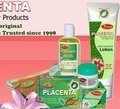 Renew Placenta set