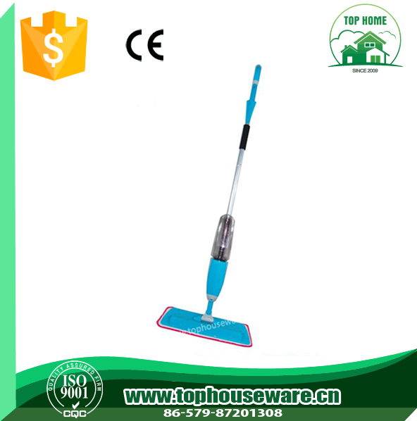 New Arrival Quality Removable easy spray mop magic mops floor cleaning with sprayer microfiber pads Coated