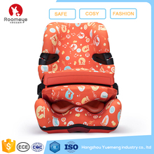 Best quality kids booster convertible baby car seat,racing child car seat