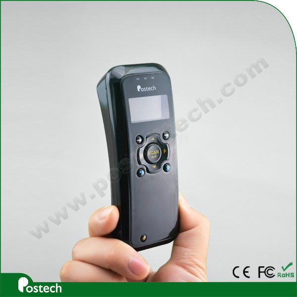 Manufactory Industry Android handheld barcode scanner supporting for data import export