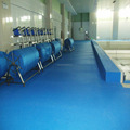 Environmentally Friendly Safety Elastic Colorful Swimming Pool Bathroom Mat Floor