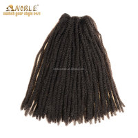 Rebecca Best Selling Product new dread lock Hair Extension wholesale