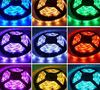 3528 30 leds/m 5m/rell led strip IP44 semi-outdoor lighting