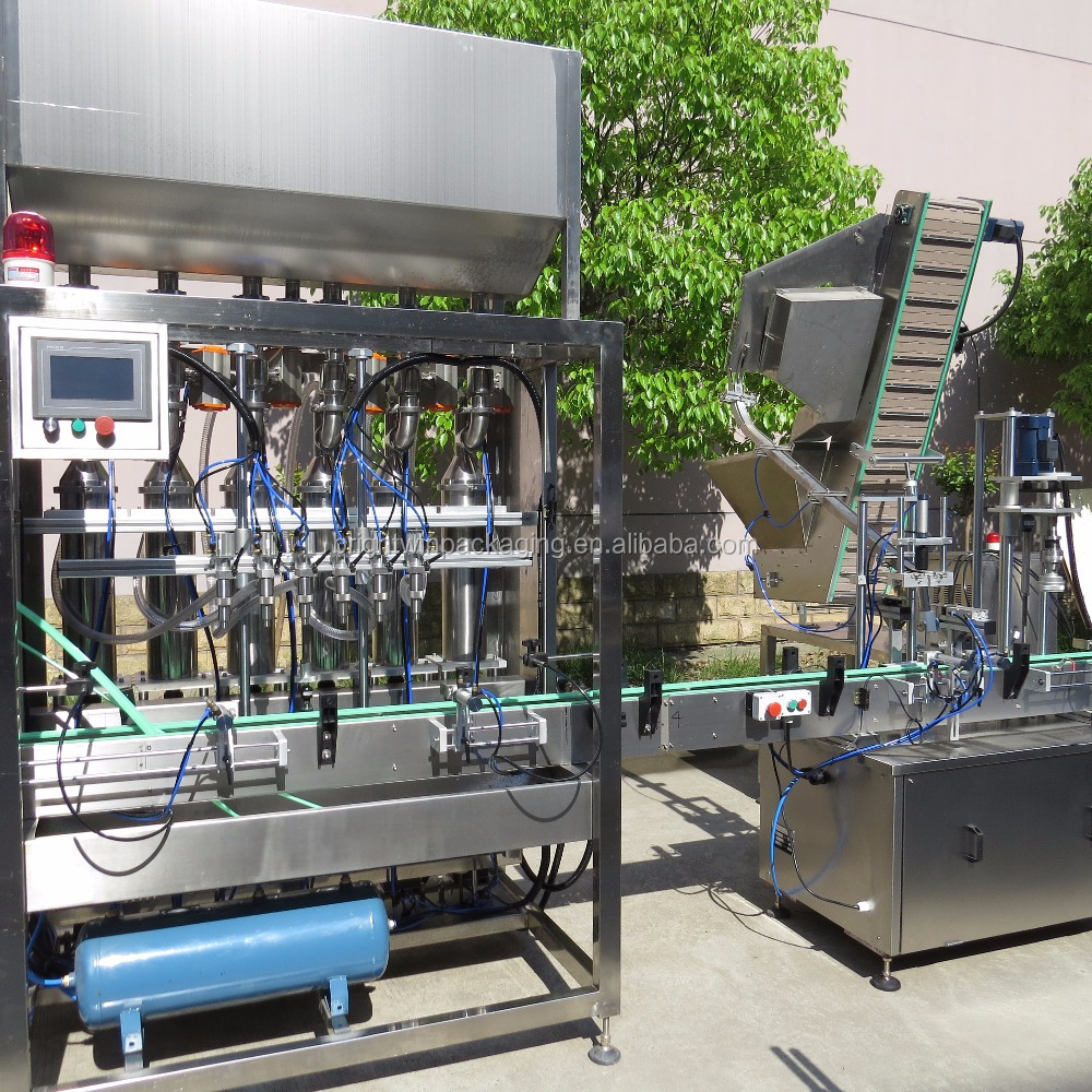 Manufacture made best priice for bottling equipment with video