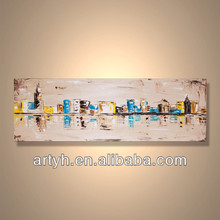 New arrival modern abstract canvas painting wholesale
