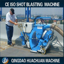 Pavement Blocks Maintenance Sand Blasting Peening Machine