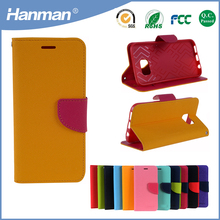 Most popular funky pu flip leather phone case for iphone5