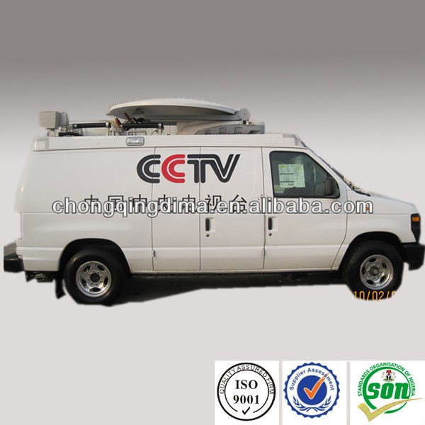 FORD E350 TV Tansmission Vehicle