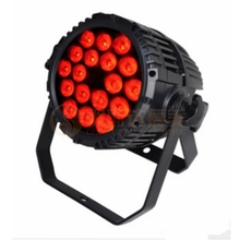 Party 18pcs 4in1 RGBW Outdoor LED Par Light , IP65 Show LED Stage Spotlights