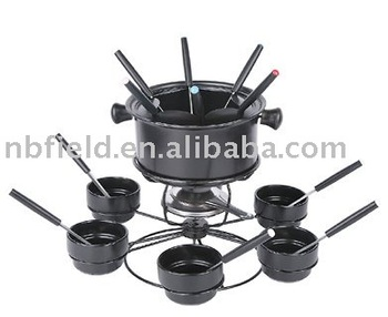 HG-013 22pcs fondue set