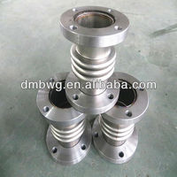Horizontal expansion joints in DN50 to DN300 size