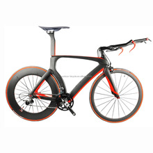 Hot selling full carbon time trial bicycle FM018
