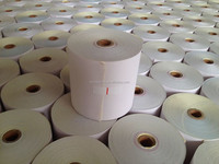 2 Ply Thermal Paper Rolls Carbonless Paper Rolls Cashier Paper Till Rolls