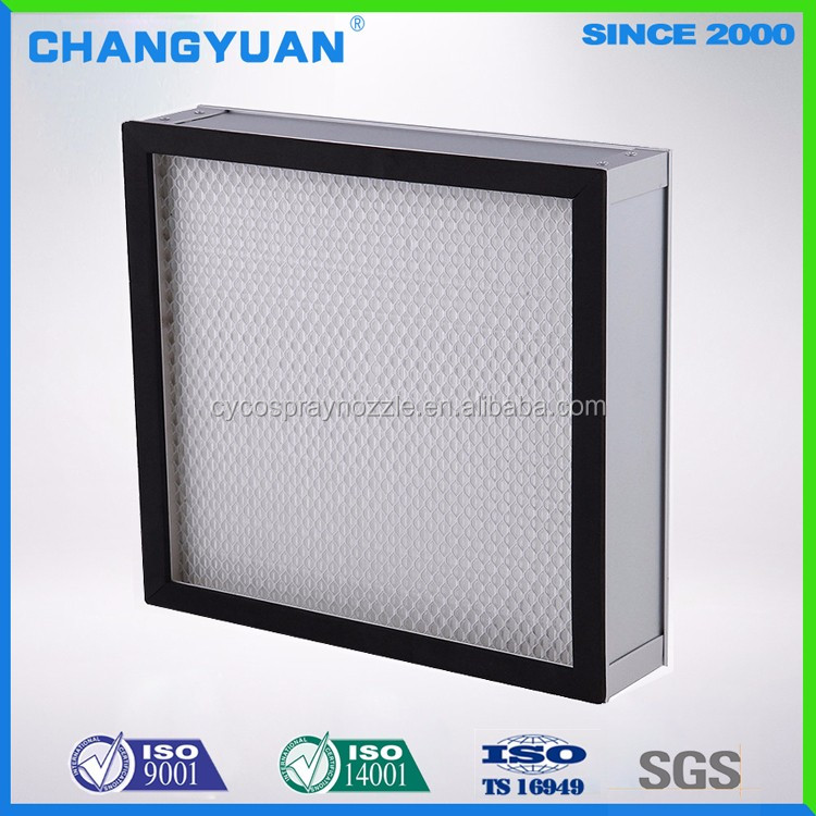Hepa Air Filter For Clean Room,H13 Hepa Filter Manufacturer From China