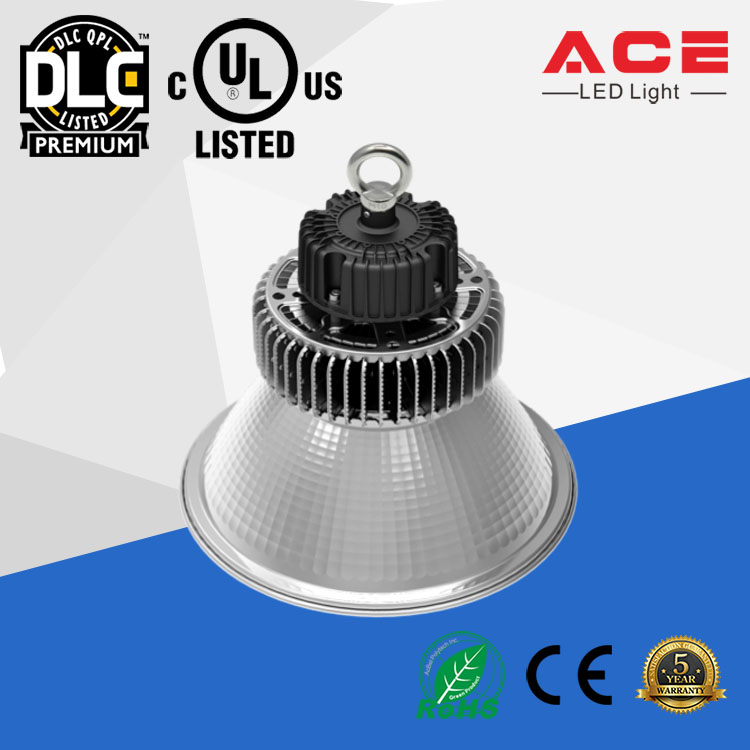 Replace 400w MH 5 years warranty dlc ul listed led lights