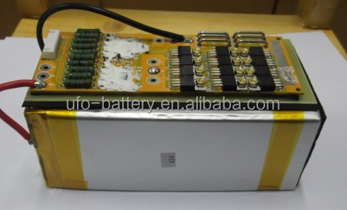 16S 5A Lithium Battery BMS PCM PCB Apply for One Wheel Electric Scooter 16S LiFePO4 Battery