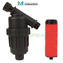 Small European Water Filter