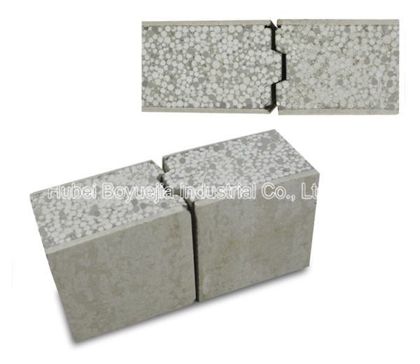Lightweight foam cement compound wall panel for cheap for Concrete foam walls