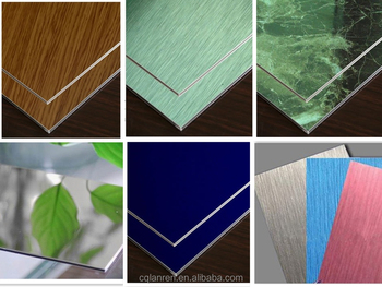 PVDF ACP Aluminum composite panel/Fire-proof