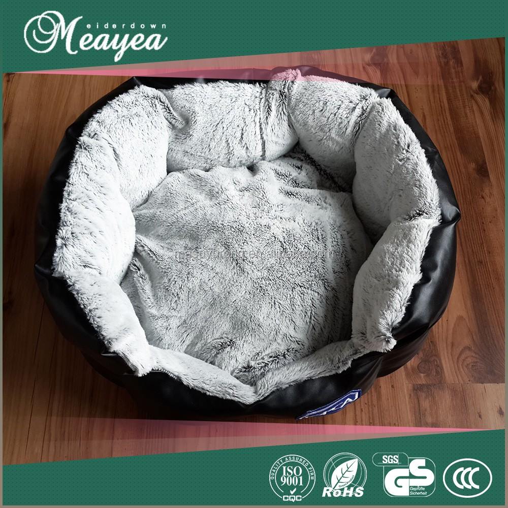 spring style egg shape decorative dog beds pet cushion