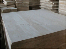 High quality paulownia lumber made of bulk lumber