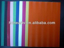 color corrugated paper/kertas beralun