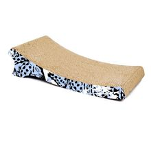 Pet Product Corrugated Cardboard Cat Scratcher