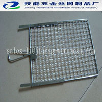 high quality barbecue wire mesh/Stainless steel barbecue net