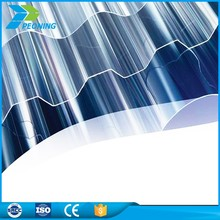 10 years warranty corrugated plastic greenhouse panels