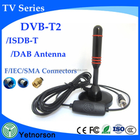 High gain 29dbi indoor tv antenna 470mhz - 862mhz Mini satellite tv antenna for android tv box