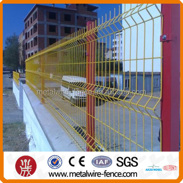 2015 alibaba shengxin 3D wire mesh fence/different types of wire mesh