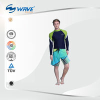 2016 Mens new custom printed rash guard ,Custom rash guard